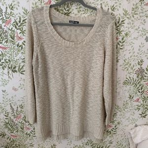 Charlotte Russe Long Sleeve Sweater